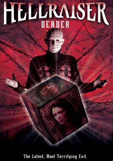 La locandina di Hellaraiser VII: Deader.