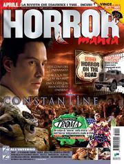 La copertina di HorrorMania 9