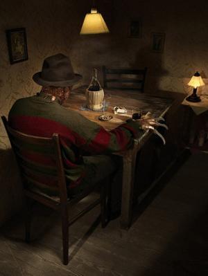 Freddy invecchiato