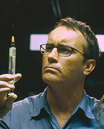 Jeffrey Combs in Beyond Re-Animator.