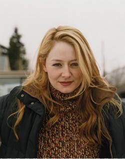 L'attrice Miranda Otto