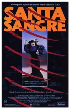 "Manifesto ""Santa Sangre"""