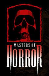 Il logo ufficiale della serie Masters of Horror.