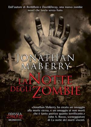 Cover italiana del romanzo