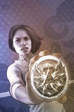 """Rosario Dawson è l'eroina del fumetto """"Occult Crime Taskforce"""""""