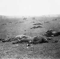 Incidents of the War di Timothy H. O'Sullivan