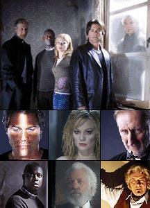 il cast completo della serie