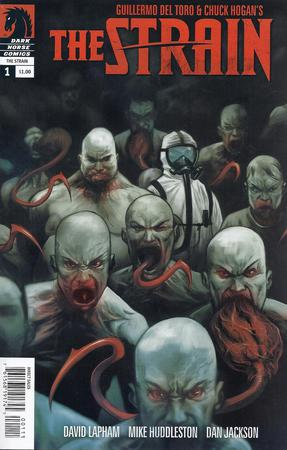 La copertina americana del fumetto