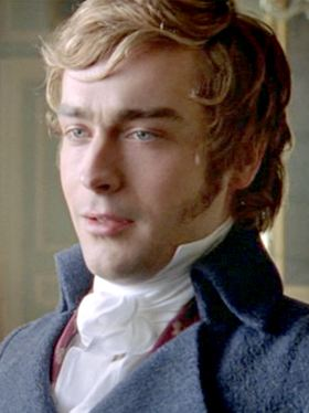 Tom Mison in Lost in Austen