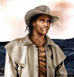 Un cowboy d'oltretomba da The Wretched