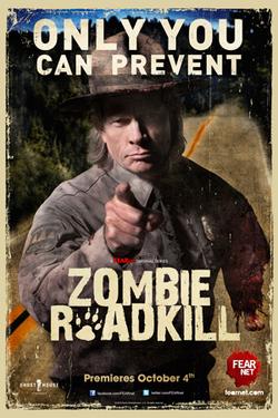 Locandina di Zombie RoadKill