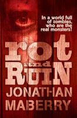 Cover inglese di Rot&Ruin