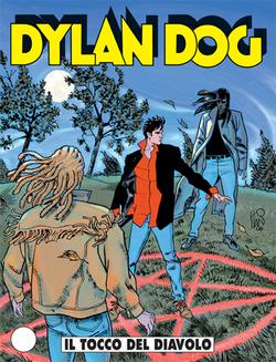 Uno degli albi di Dylan Dog sceneggiato dalla Barbato