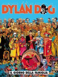 Dylan Dog 366: Il giorno della famiglia