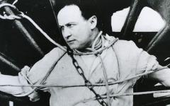 Houdini e il manoscritto di HP Lovecraft