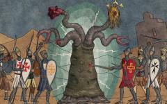 Lovecraft contro il Medioevo