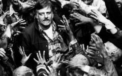 George A. Romero riceve la stella sulla Walk of Fame di Hollywood