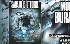 """Moreno Burattini e Alessandro Piccinelli presentano a Milano il volume """"Dall'altra parte: 26 storie inquiete"""""""