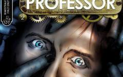 The Professor 2: in edicola l'albo Revenant