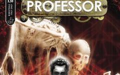 The Professor N°3: dal 28 febbraio in edicola!