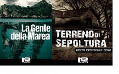 """Nero Press Edizioni presenta """"La gente della marea"""" e """"Terreno di sepoltura"""""""