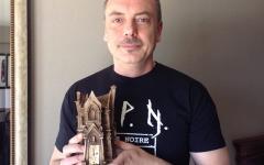Bram Stoker Awards: Alessandro Manzetti è ancora una volta l'unico italiano in gara