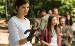 The Walking Dead: Rosita e Sasha sono pronte all'azione!