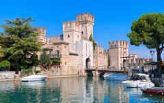 Freschi luoghi infestati: Il Castello di Sirmione