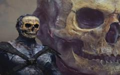 Paul Gerrard ridisegna i Masters of the Universe