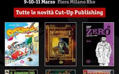 Le novità Cut-Up Publishing a Cartoomics 2018