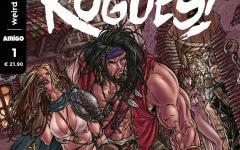 Weird Book presenta Rogues!  La maledizione del pollo e altre storie