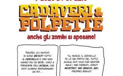 """Cut-Up Publishing presenta """"Cadaveri & Polpette: Anche gli zombi si sposano"""""""
