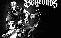 """Arriva """"Belzebubs"""" di JP Ahonen, il fumetto più metal della storia!"""