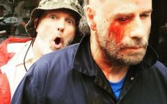 The Fanatic: John Travolta nelle immagini dal set