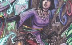 Cut-Up Publishing presenta ALICE DARK Volume 1