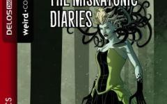"Delos Comics presenta ""The Miskatonic Diaries 1"""