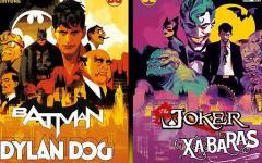 Dylan Dog & Batman: Sergio Bonelli Editore e DC annunciano il crossover