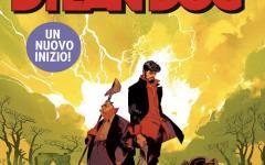 """Sergio Bonelli Editore presenta """"Dylan Dog 401. L'alba nera"""""""