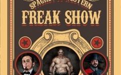 Spaghetti western. Freak Show
