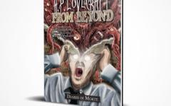 Lovecraft from Beyond: esce il primo fumetto Kipple Officina Libraria