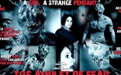 The Amulet of Fear: il cortometraggio horror di Andrea Ricca