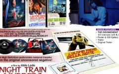L'ultimo treno della notte: il cult di Aldo Lado in Blu-ray con TetroVideo
