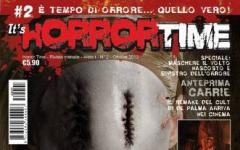 Horror Time: il secondo numero in edicola!