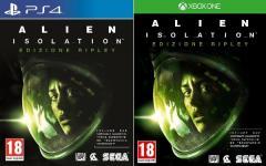 Alien: Isolation in tutti i negozi di videogioci
