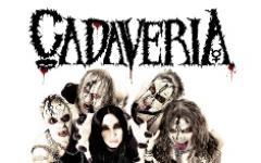 Il nuovo album dei Cadaveria si intitolerà Horror Metal