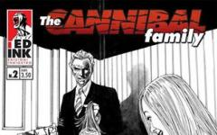 The Cannibal Family n. 2: la maschera di carne