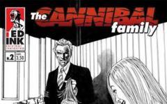 The Cannibal Family n. 2: la maschera di carne
