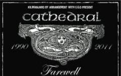 Concerto d'addio per i Cathedral
