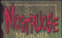 "Le ""mostruose memorie"" esordiscono in libreria"