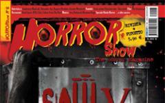 Horror Show n°6 è in edicola
